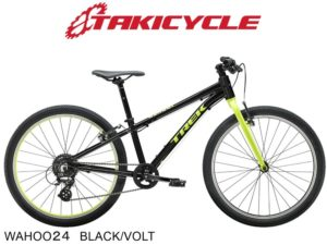TREK WAHOO24 BLACK