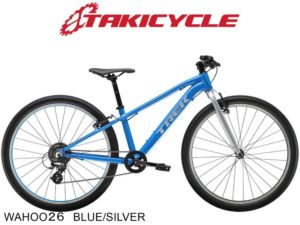 TREK WAHOO26 BLUE