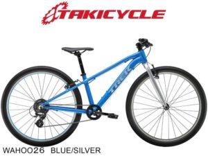 TREK WAHOO26 BLUE