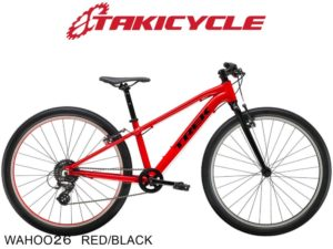 TREK WAHOO26 RED