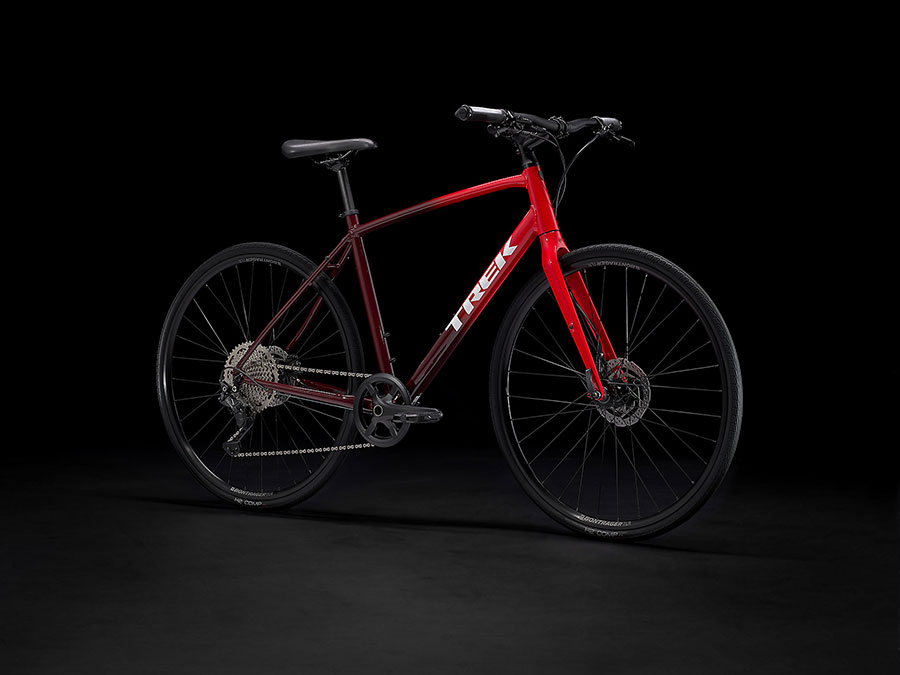 2022 FX3 Disc カラー/Viper Red to Cobra Blood Fade